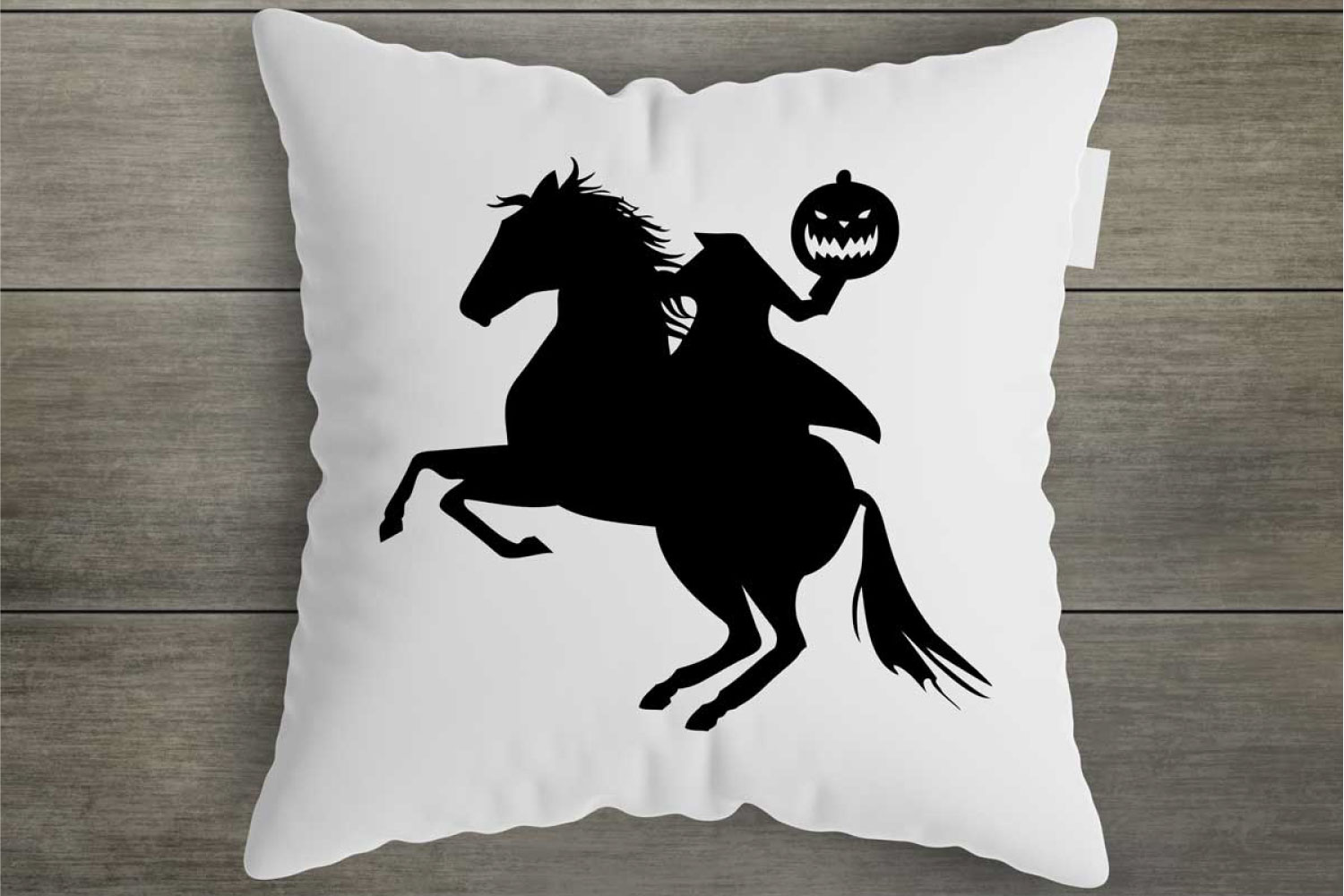 Headless Horseman svg example image 1