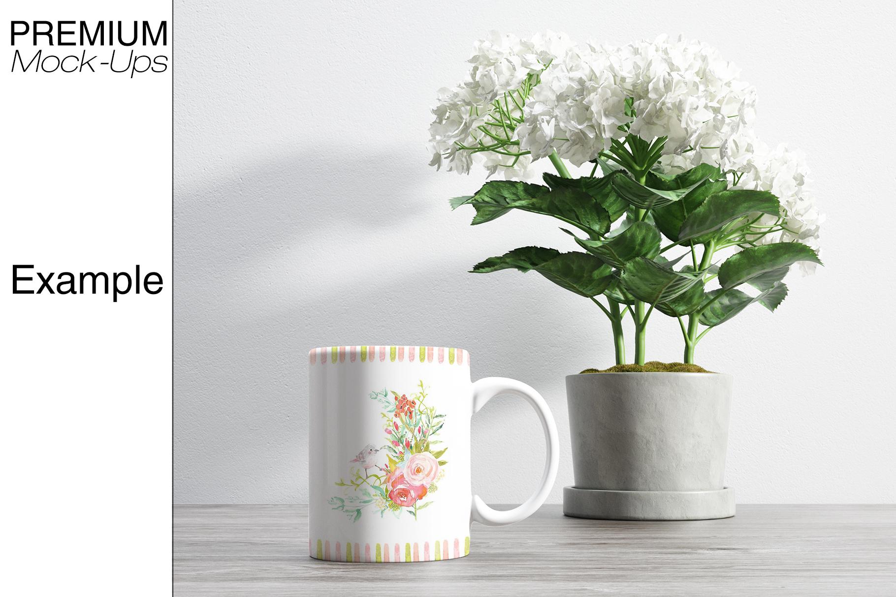 Mug Mockups - Many Shapes example image 16