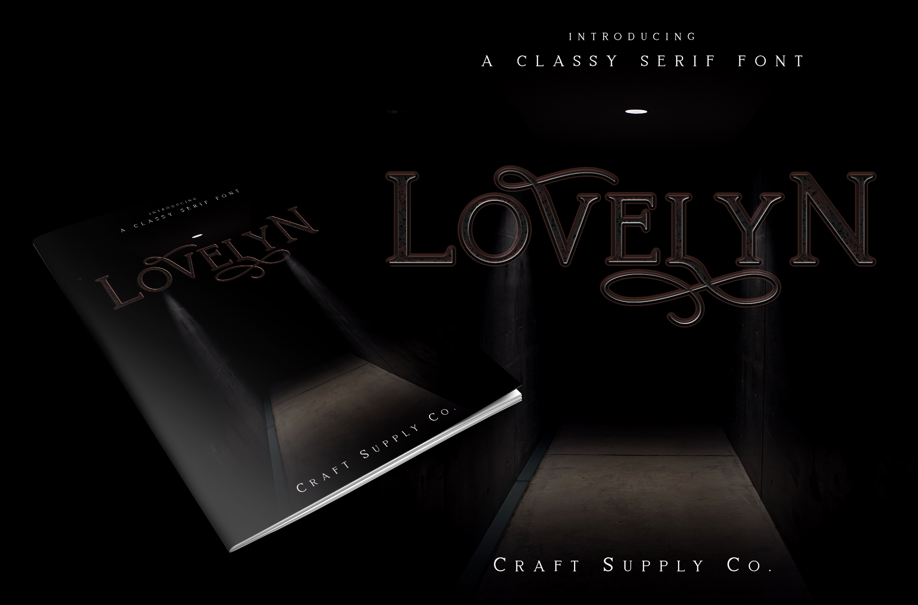 Lovelyn Font example image 9