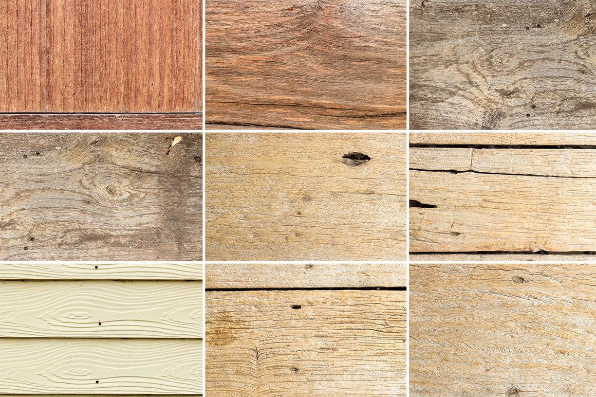 50 Wood Texture Background Set 2 example image 3