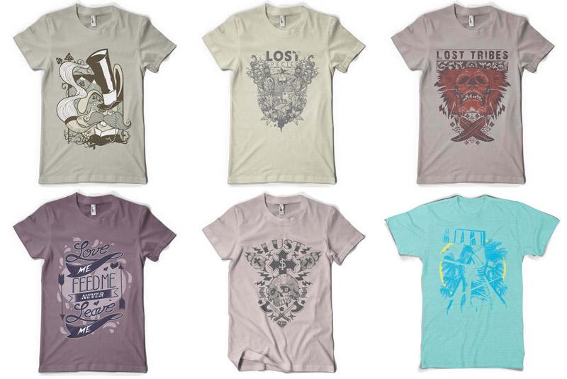 100 Premium T-shirt Designs example image 10