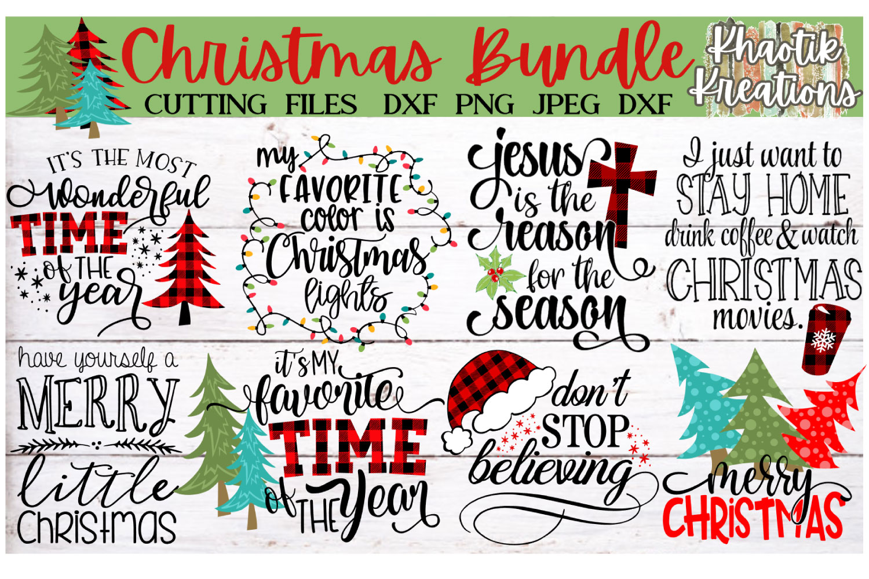 Christmas Bundle example image 1