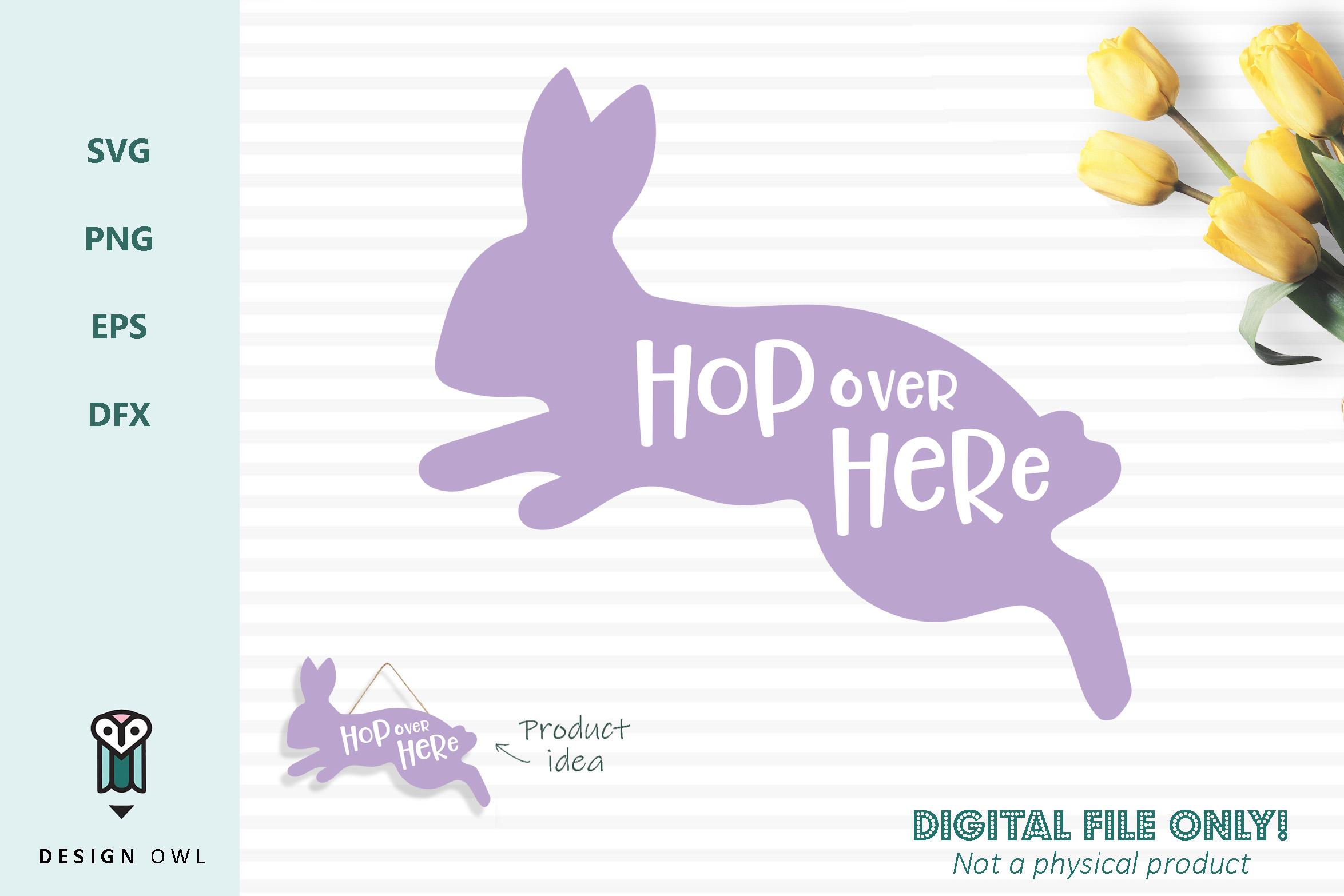 The Easter Hunt Bundle - SVG cut file bundle example image 5