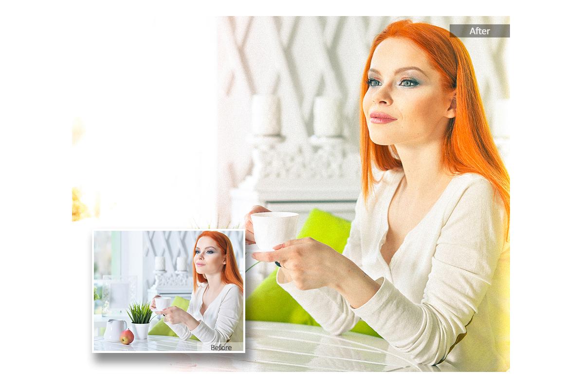 Cinema Look Lightroom Mobile Presets Adroid and Iphone/Ipad example image 4