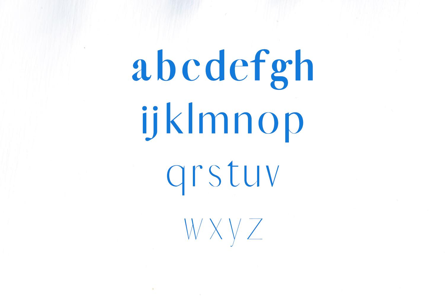 Adenn Sans Serif Typeface example image 3