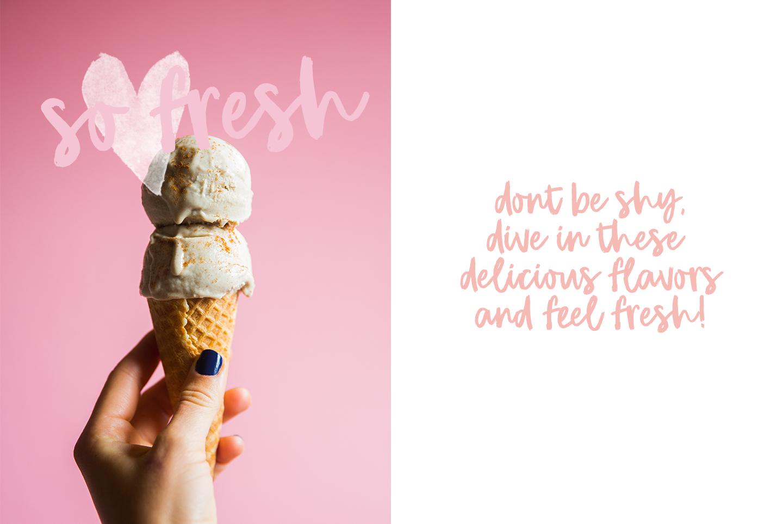 Bold modern brush font, Girl Crush example image 4