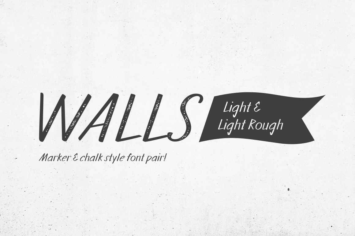 Walls Light & Walls Rough Light example image 1