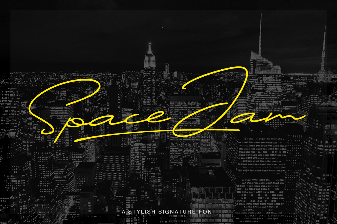 Space Jam example image 1