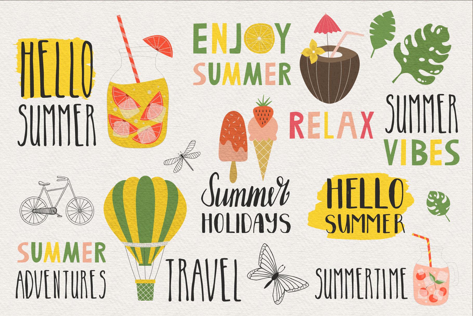 Hello Summer example image 8