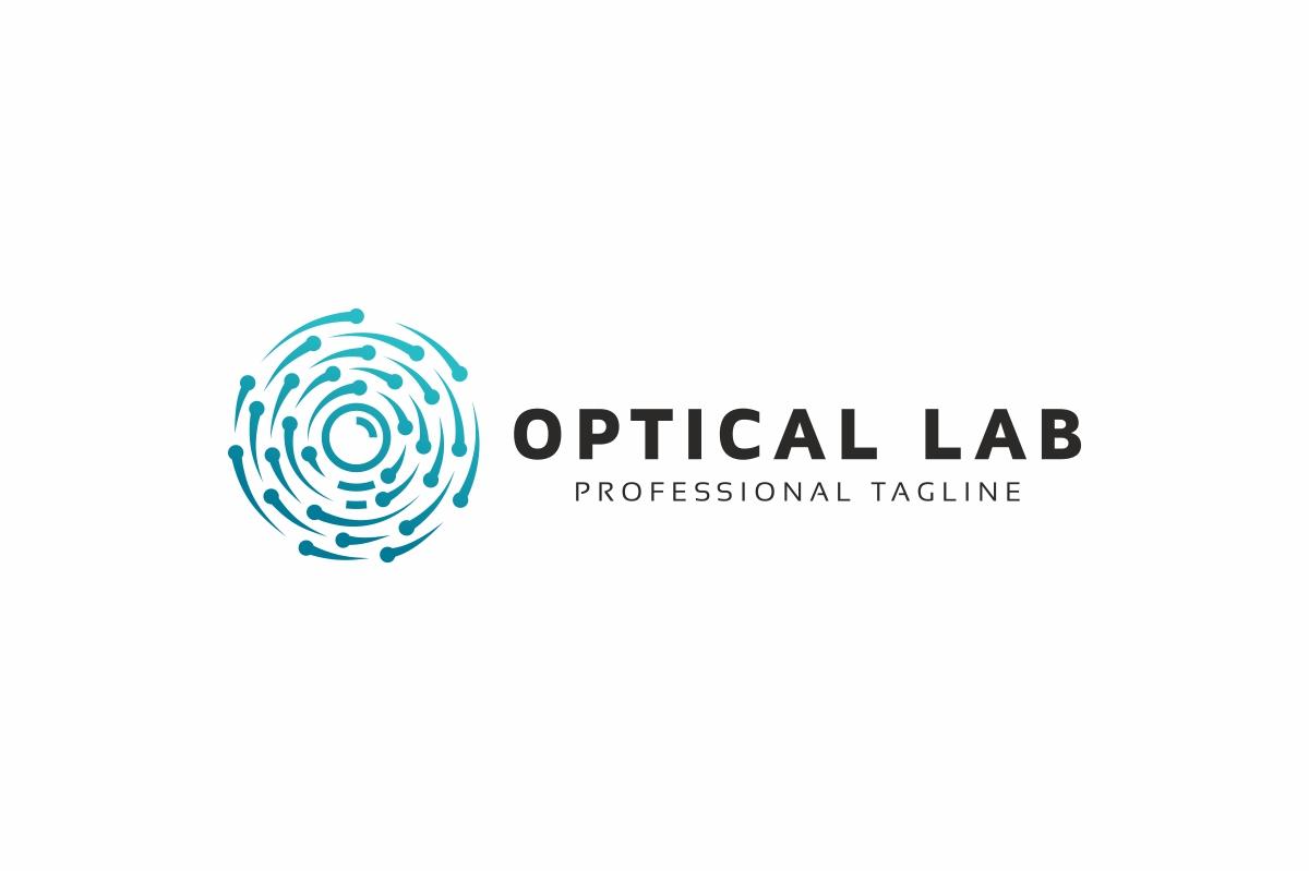 Optical Lab Logo example image 3