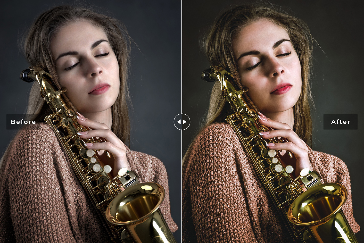 Movie Effect Mobile & Desktop Lightroom Presets Collection example image 2