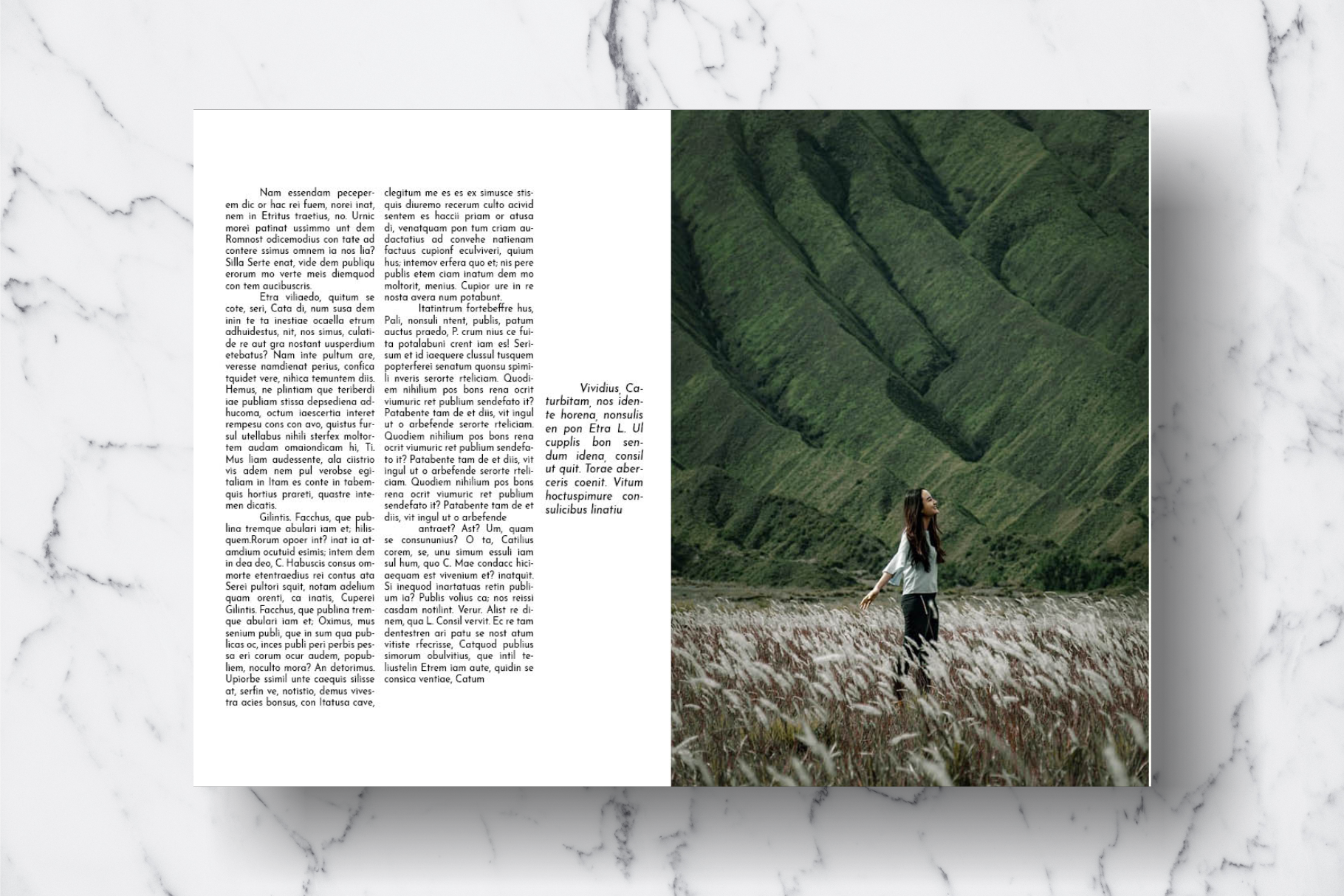 Magazine Template Vol. 18 example image 7