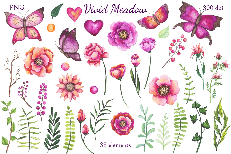 Vivid Meadow example image 2