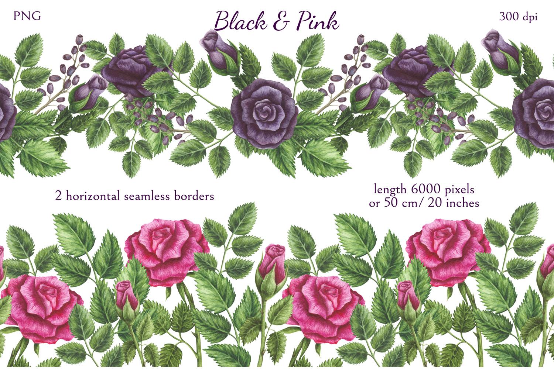 Black & Pink example image 6