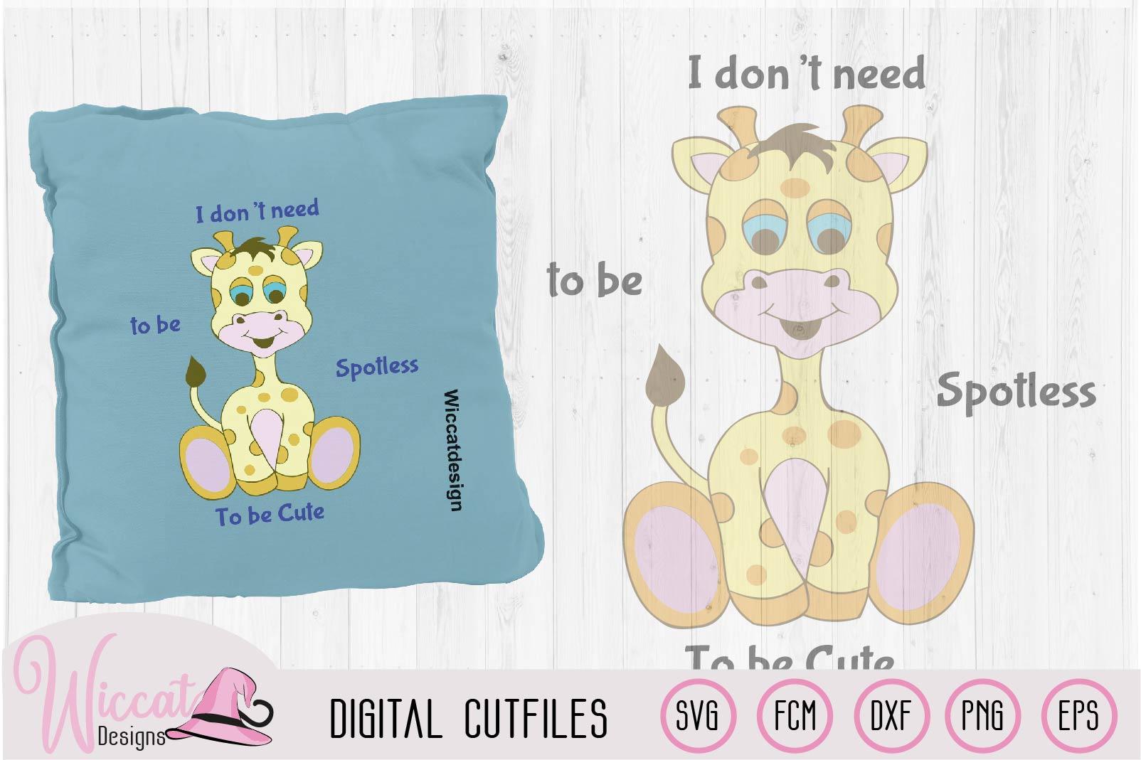 Boy Giraffe svg, Baby svg, svg files for boys, nursery svg, example image 2