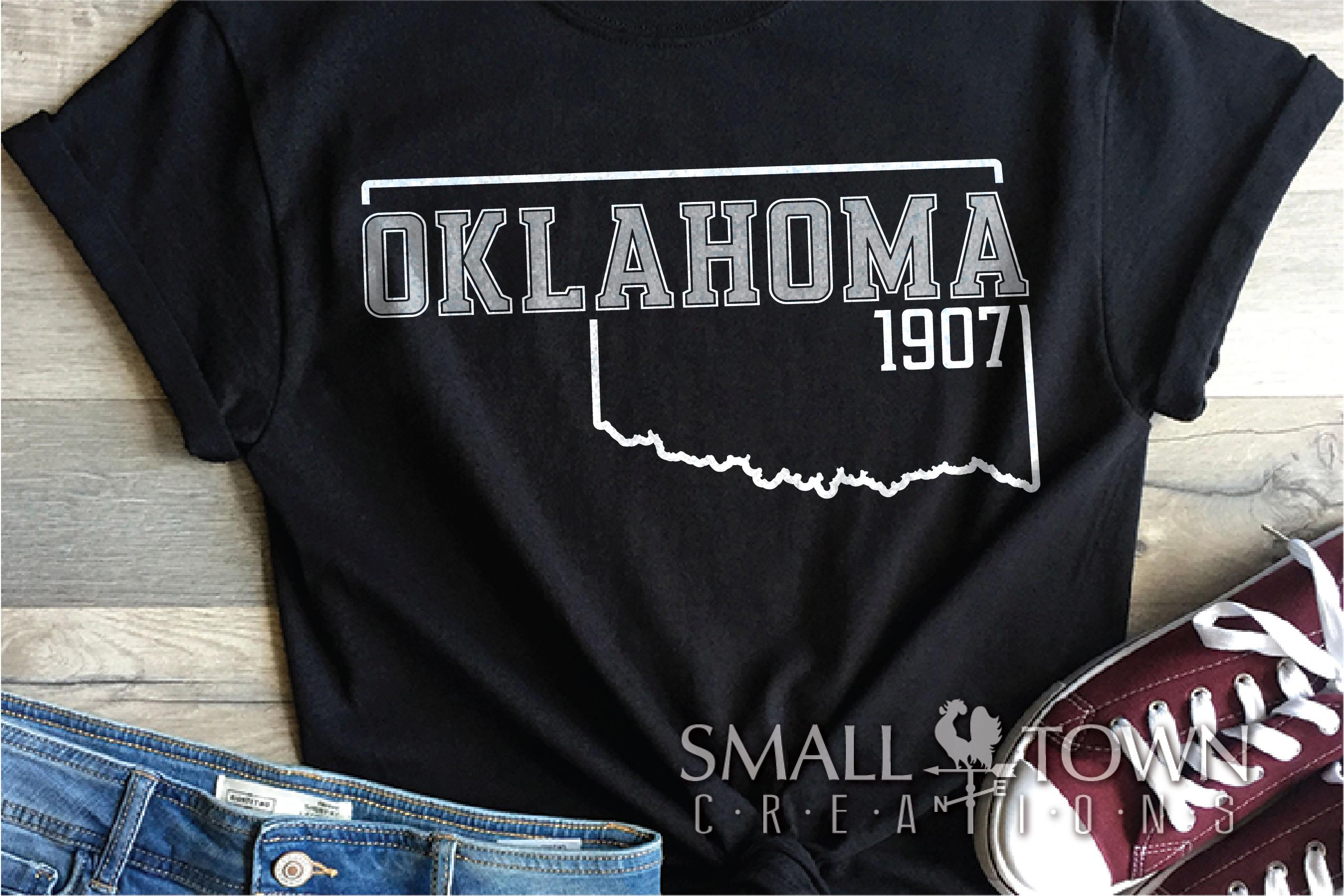 Oklahoma, Pioneers of the Prairie, PRINT, CUT & DESIGN example image 8