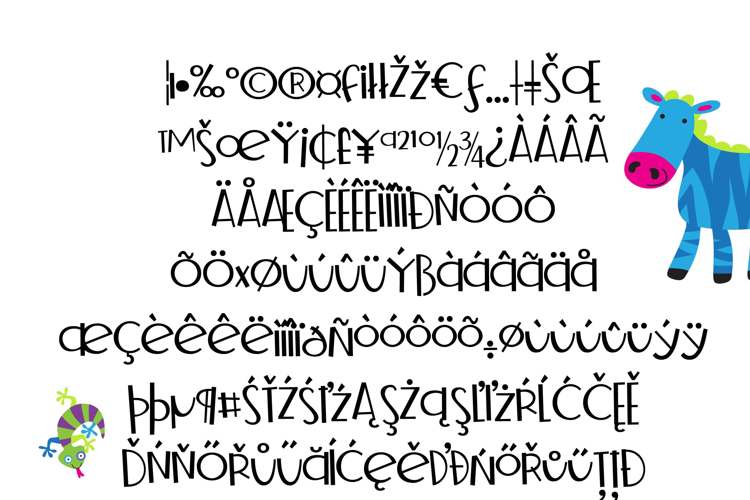 ZP A Dorky Print example image 3