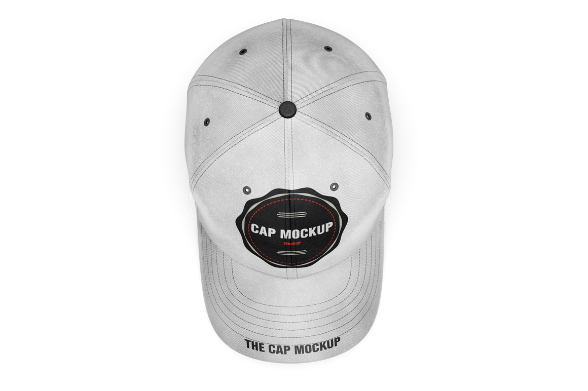 Cap Mockup example image 11