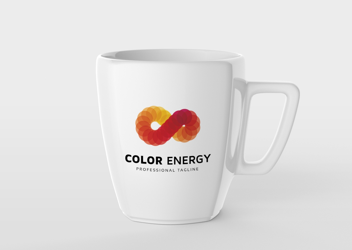 Color Energy Logo example image 3