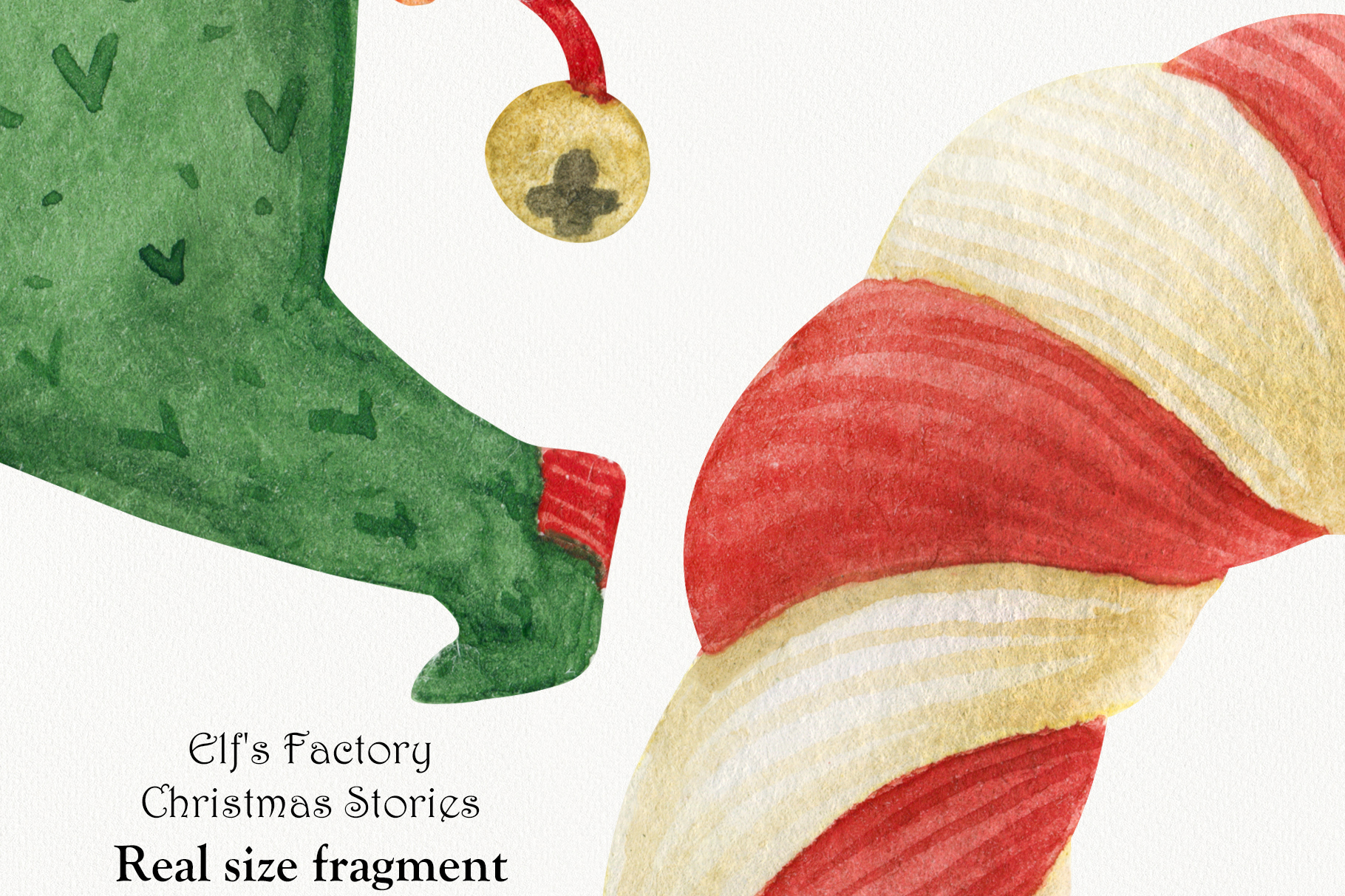 Elf's Factory Christmas Stories example image 5