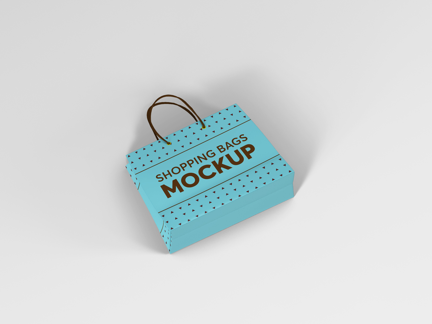 Shopping Bag Mockups V2 example image 6