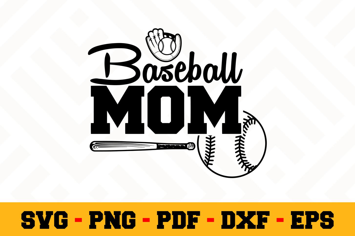 Baseball SVG Design n556   Baseball SVG Cut File example image 1