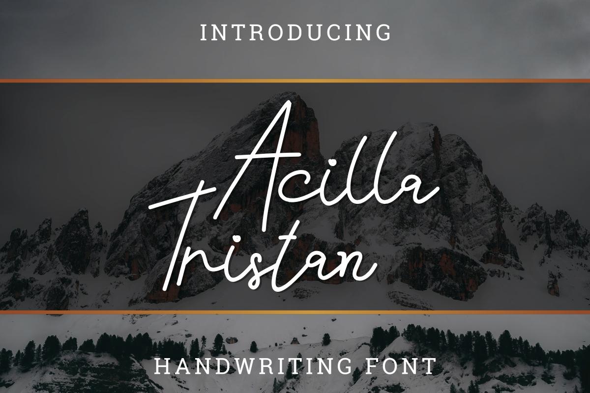 Acilla Tristan example image 1
