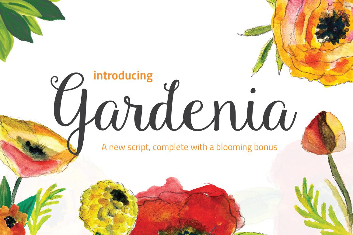 Gardenia + Blooming Bonus example image 1