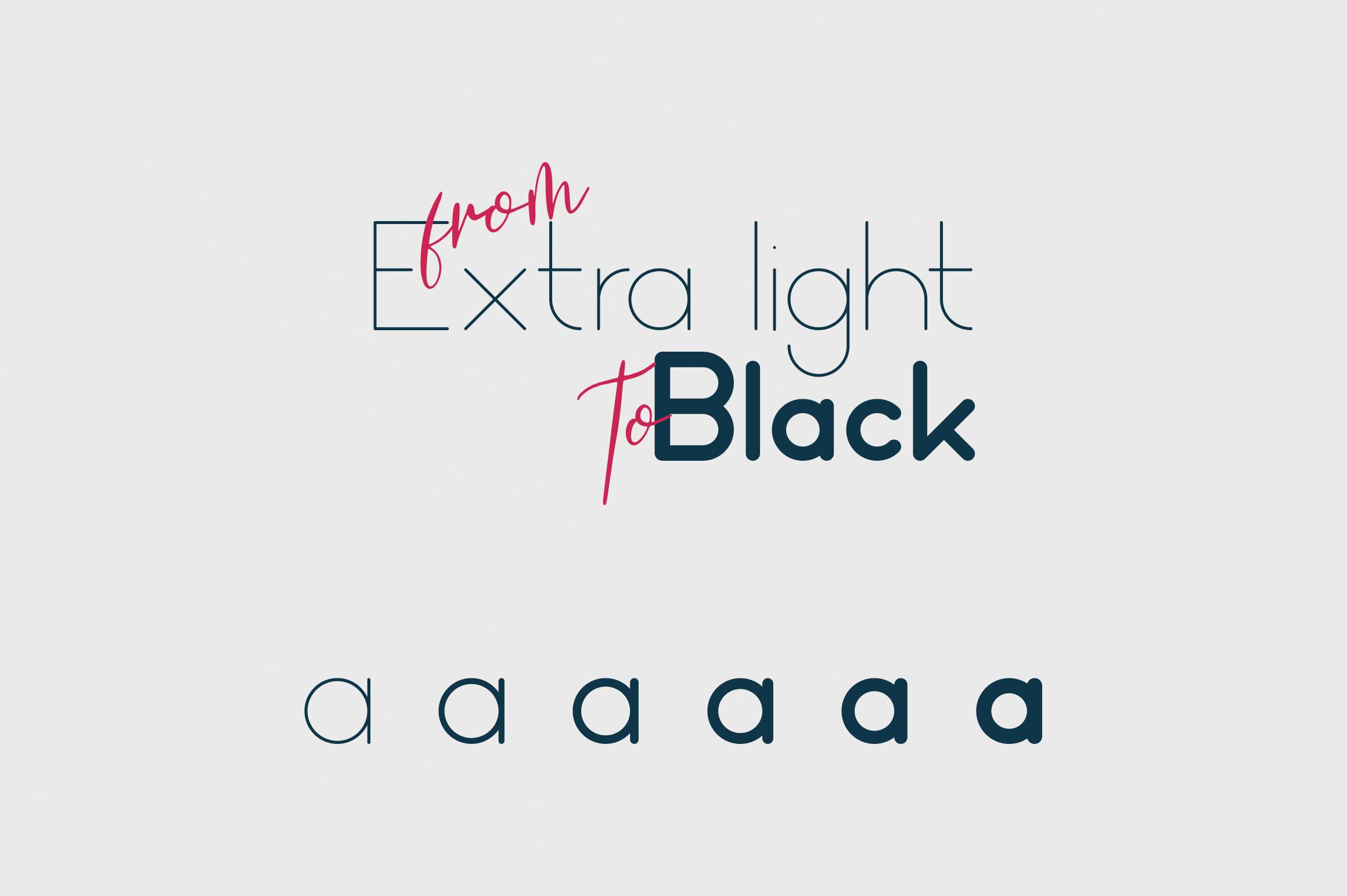 Mooka Powder - font duo example image 2