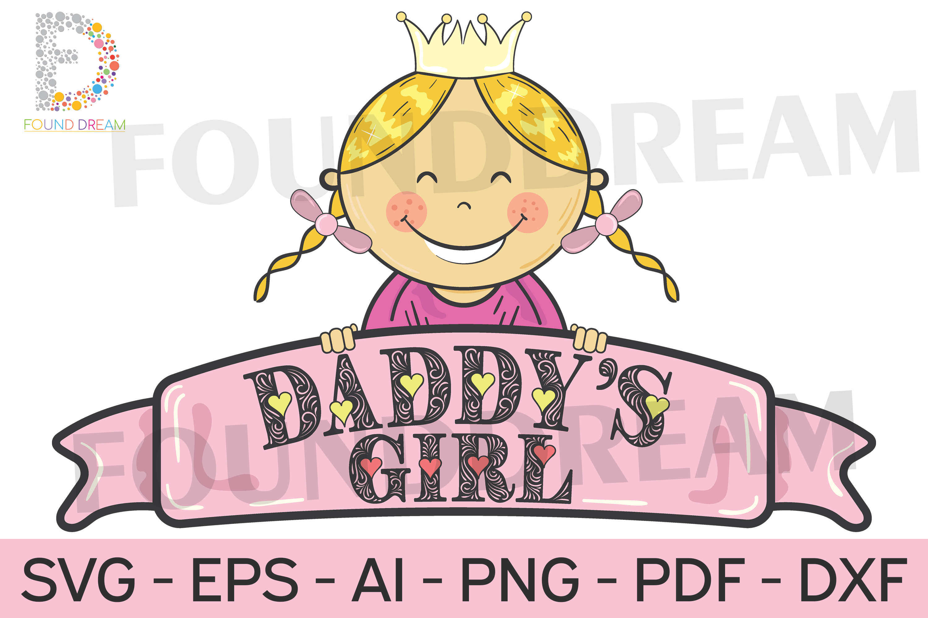 Daddy's Girl | Mommy's Boy example image 1