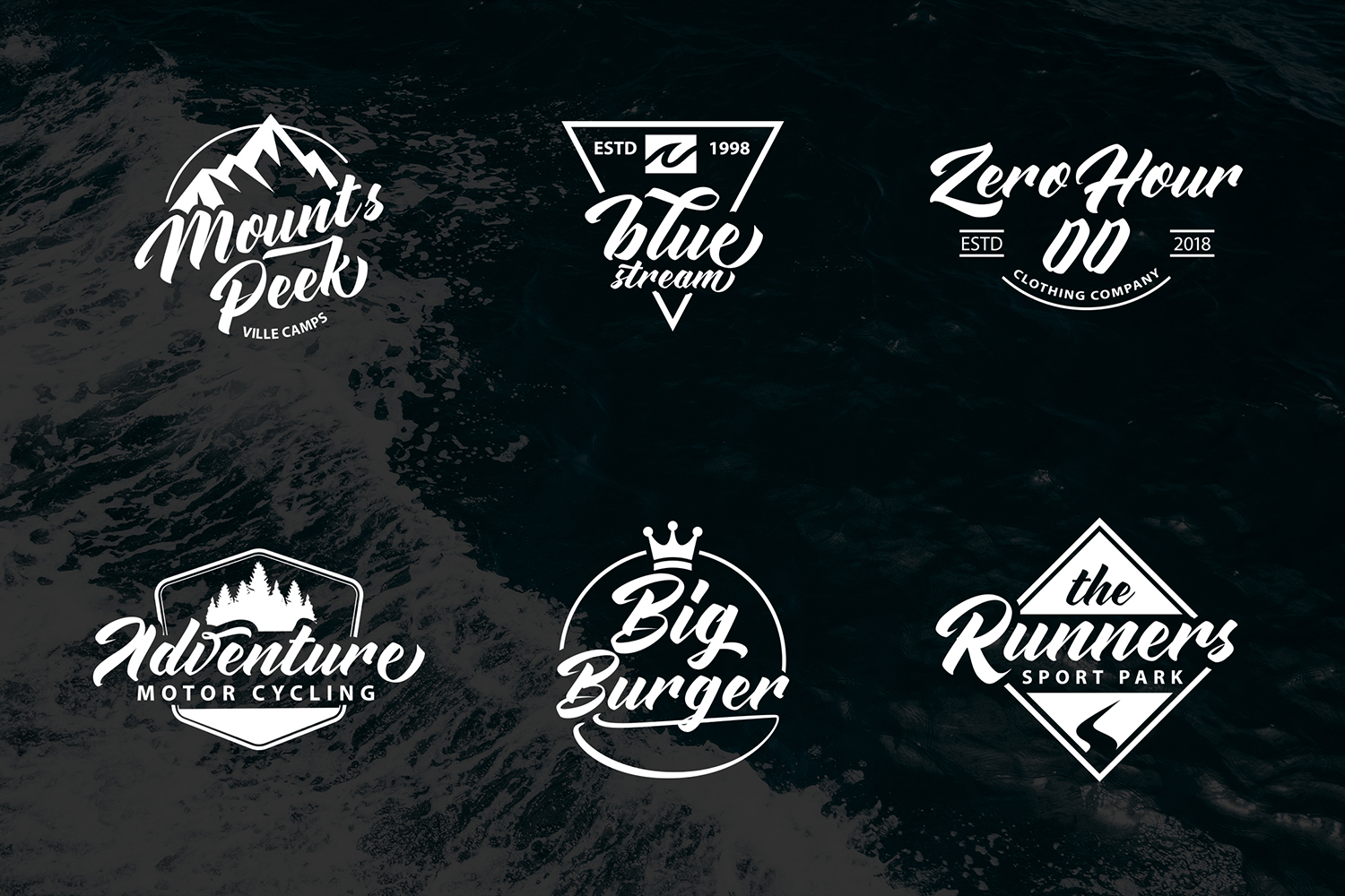 Advectionz | Brush Script Font example image 4