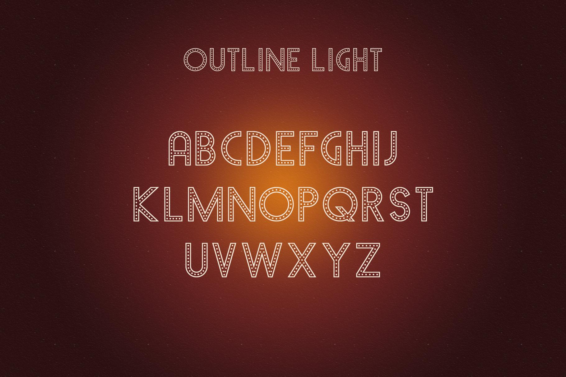 Neon Light example 2