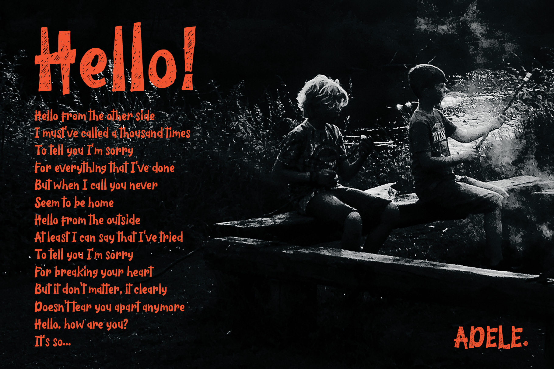 The Wildeast Font example image 4