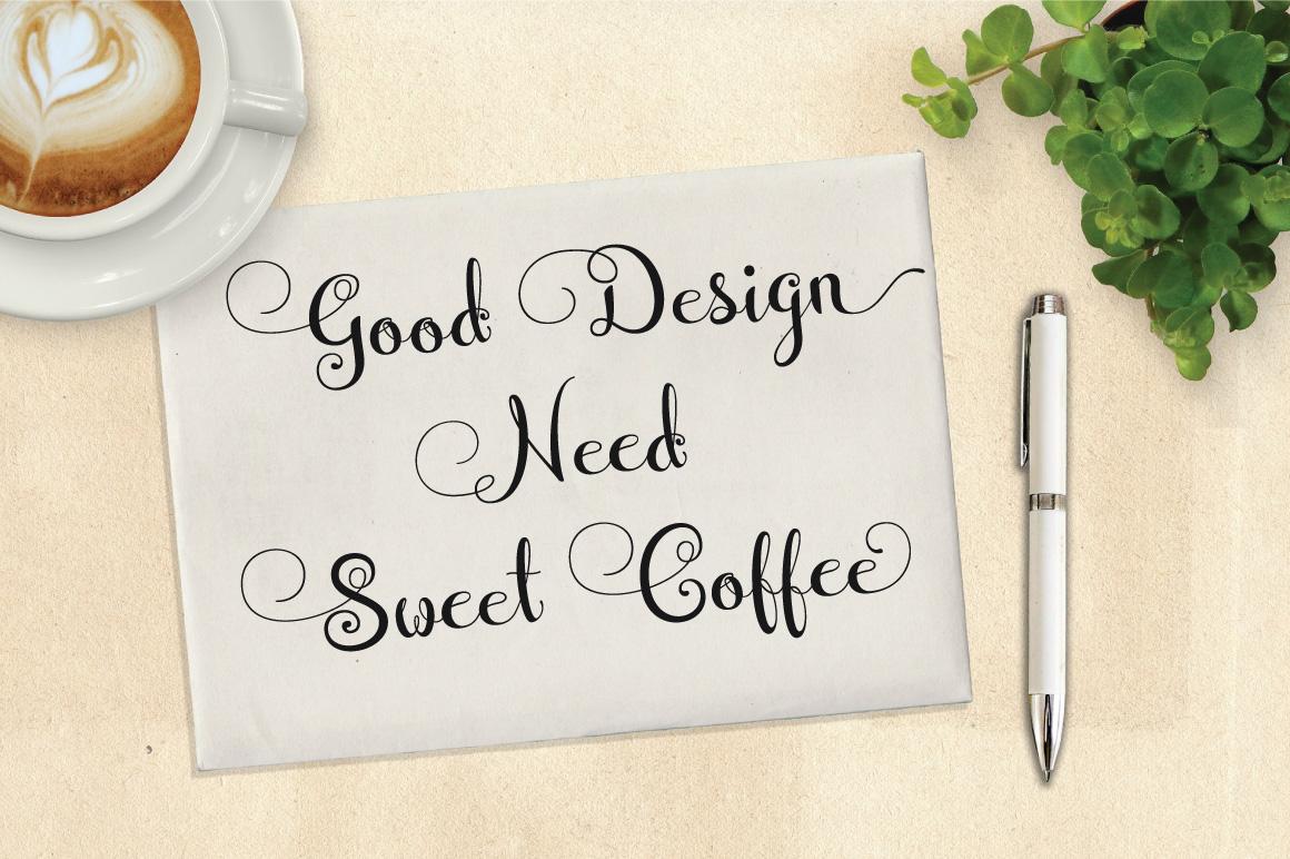 Wedding Font example image 6