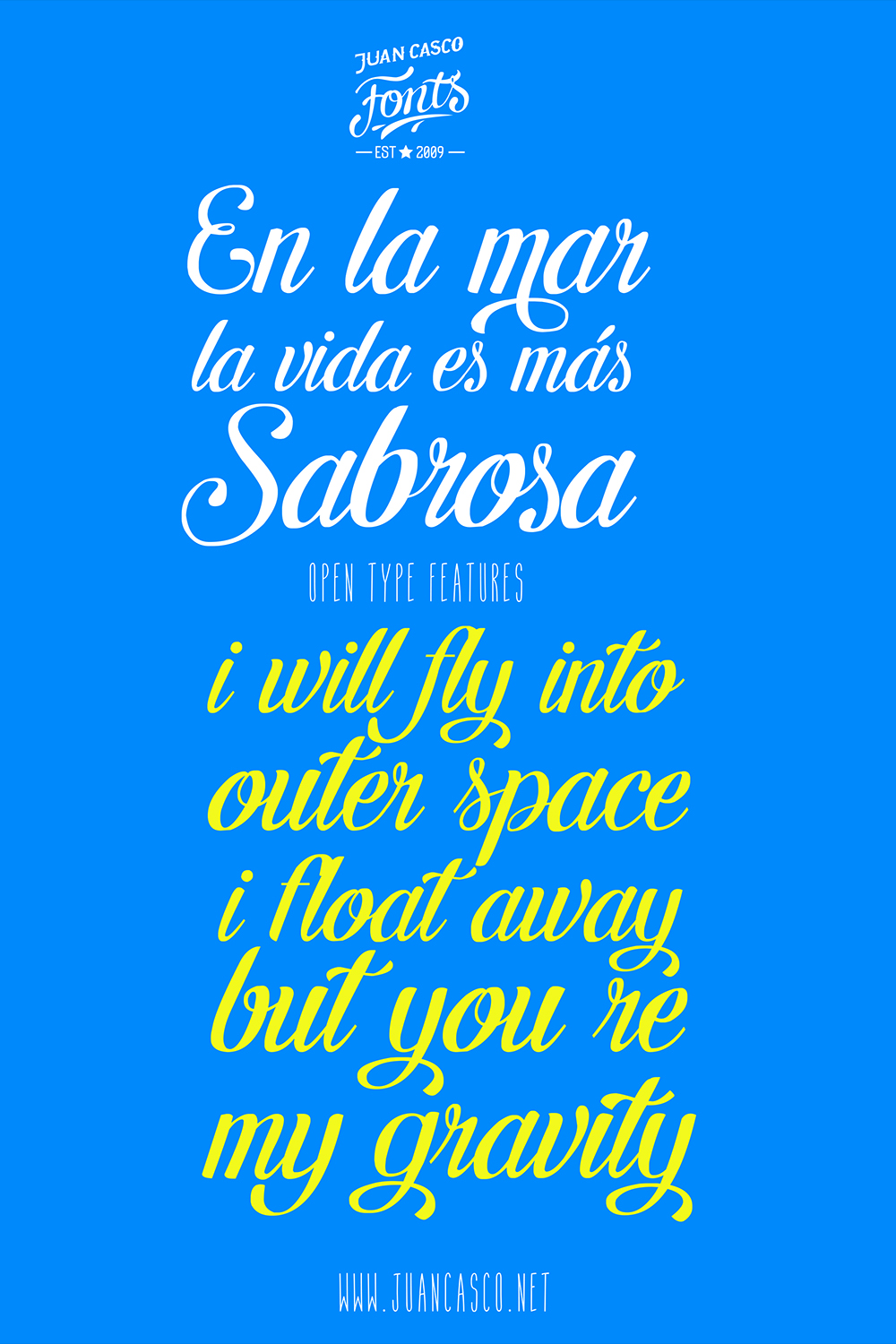 Letra Hipster example image 1