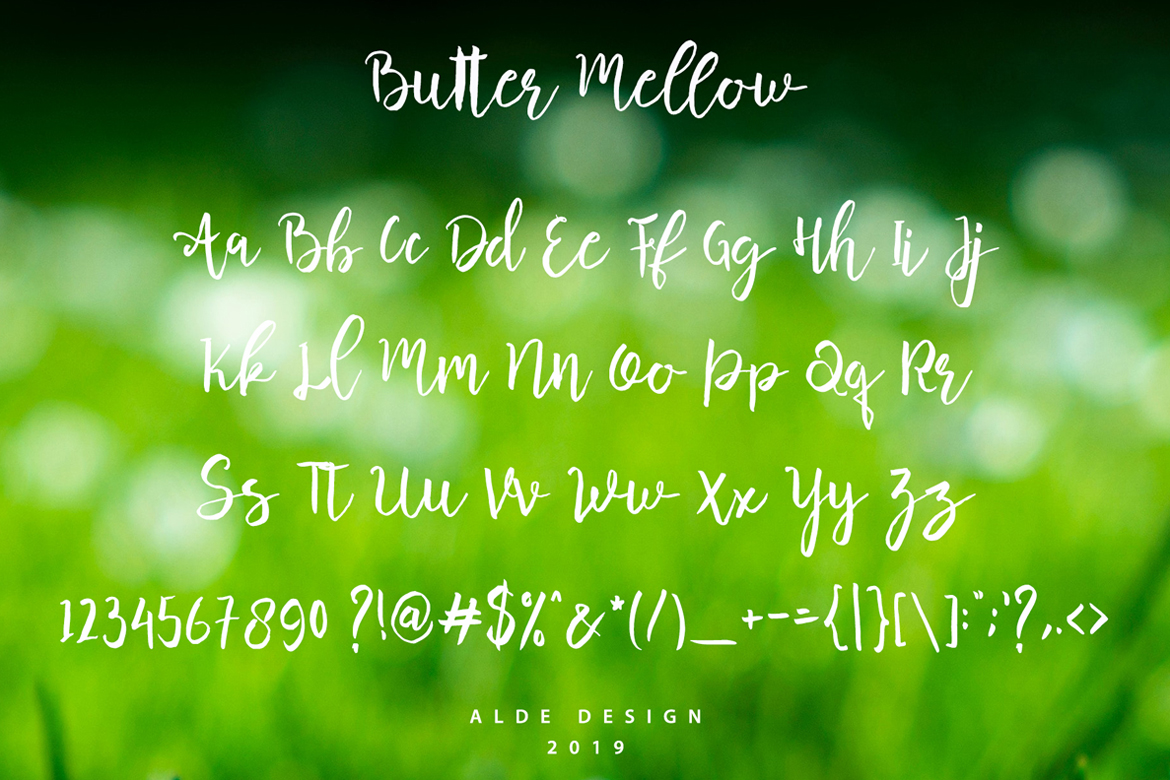 Butter Mellow example image 6