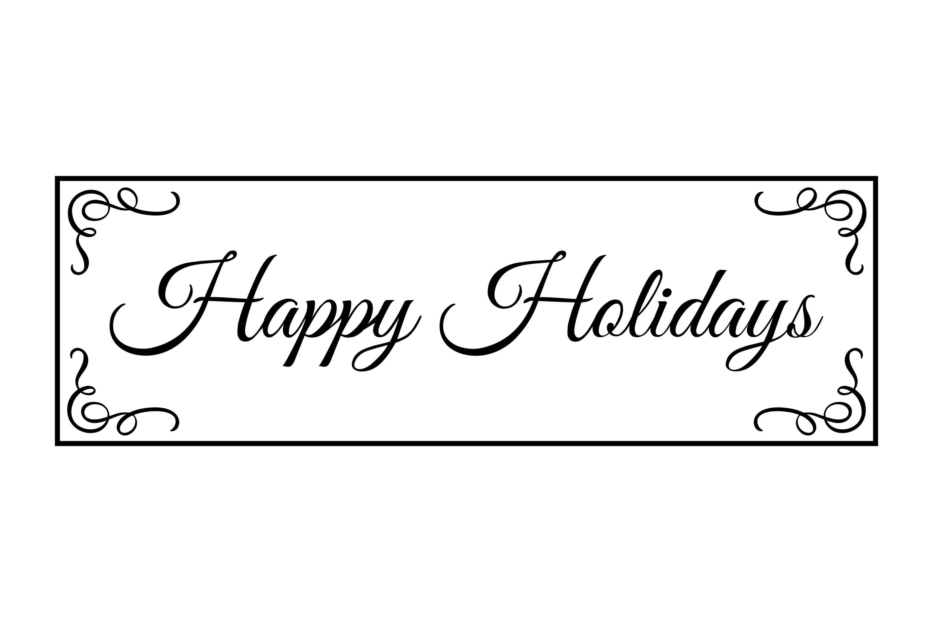 Christmas Porch Sign Bundle example image 17
