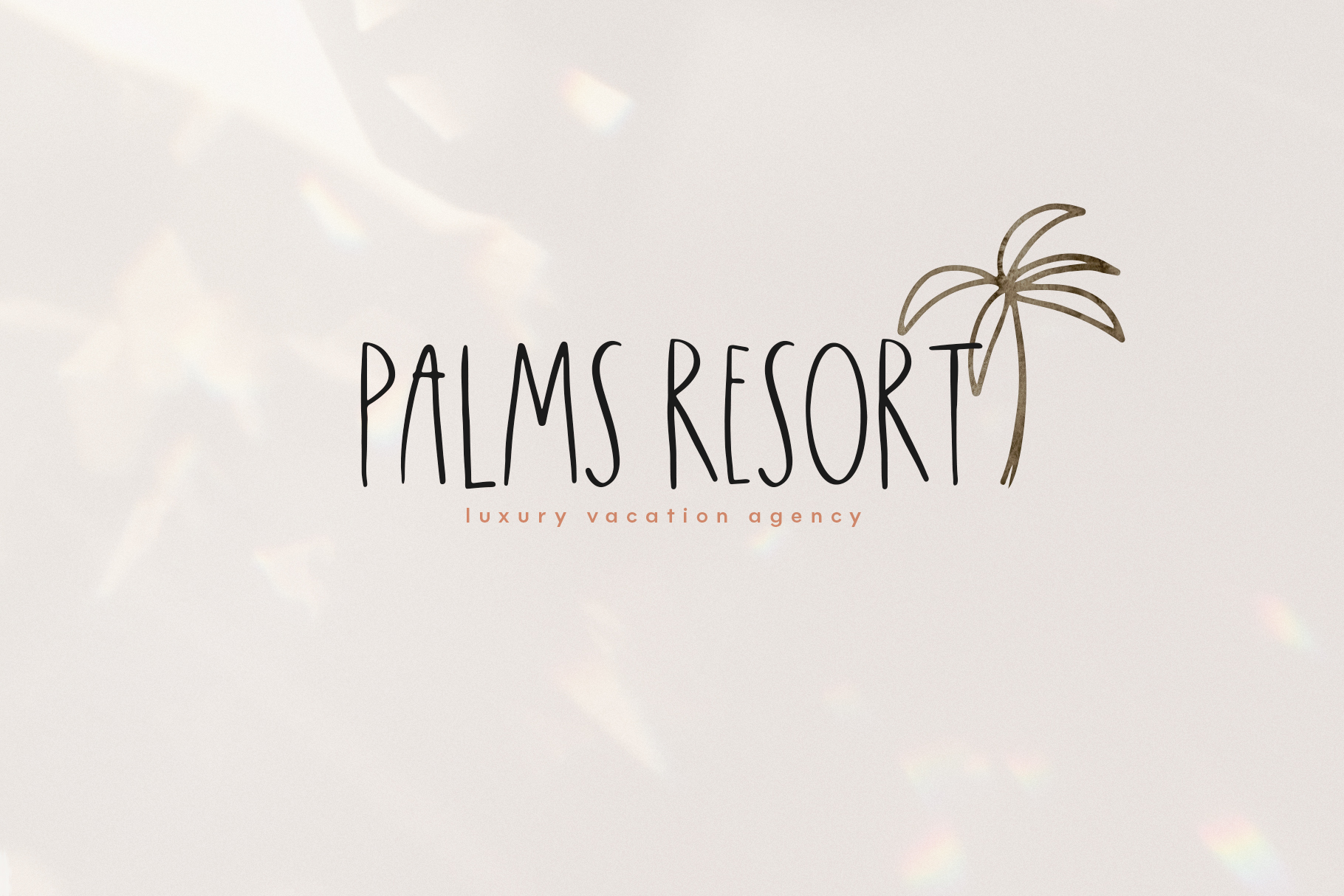 Palm Island - Handwritten Font with Extras example image 3