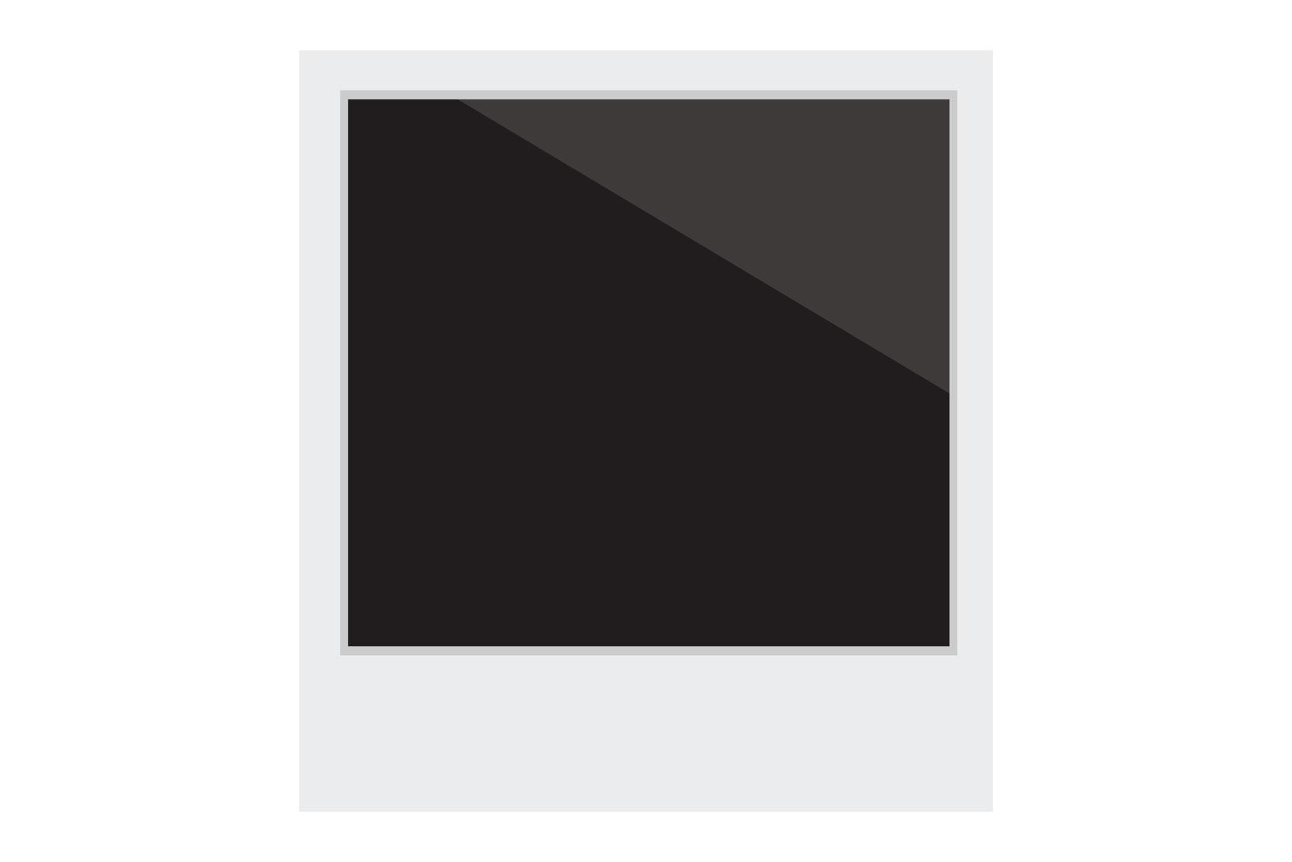 Classic Instant Film Clip Art Set example image 2