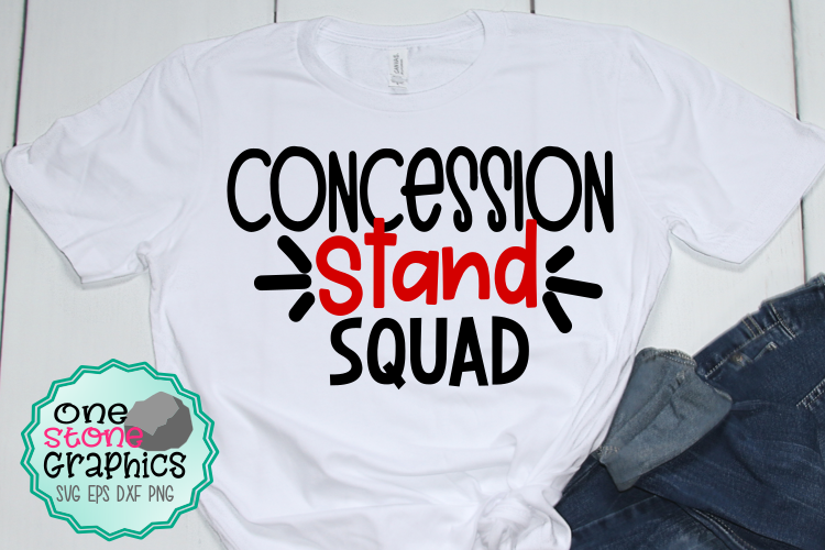 concession stand squad svg,concession stand svg,baseball svg example image 1