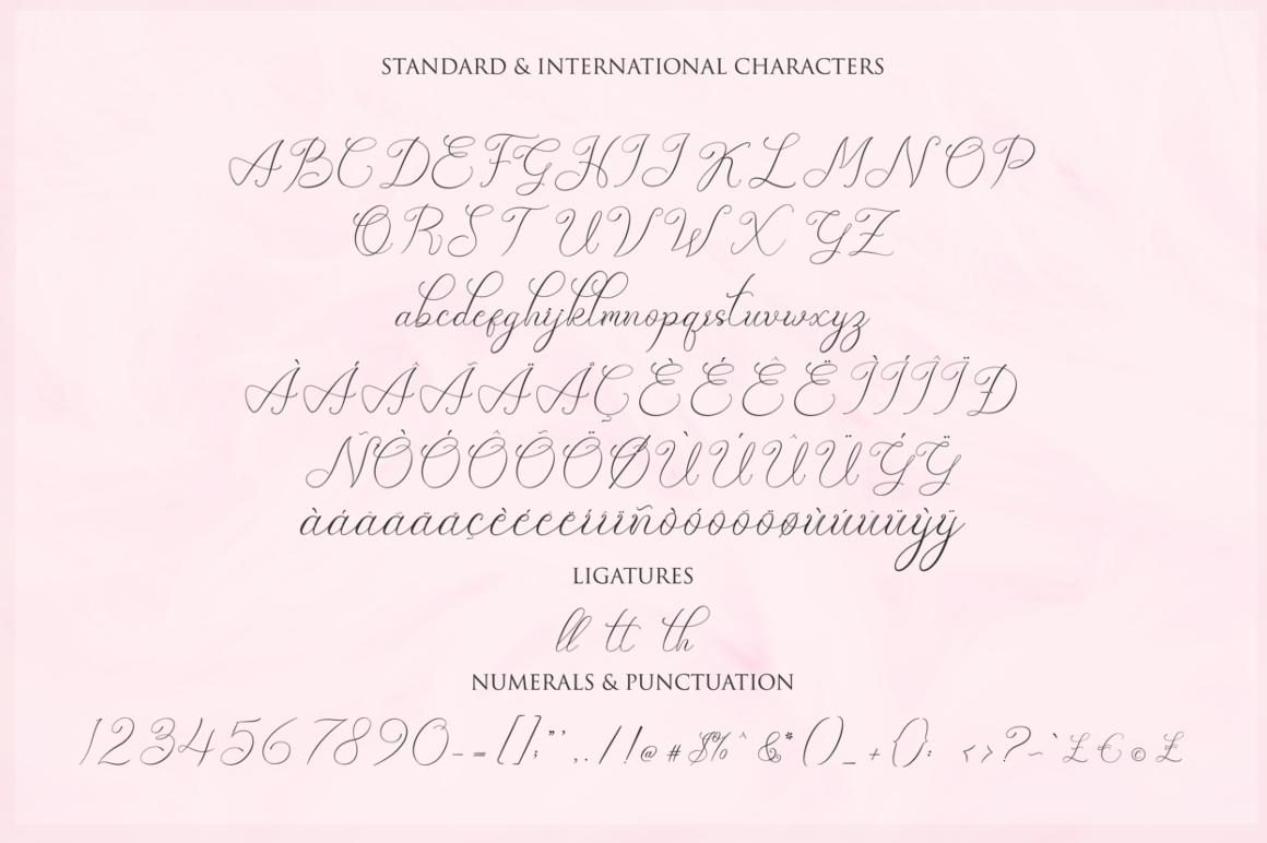 Adora Queen Sweet Script example image 3