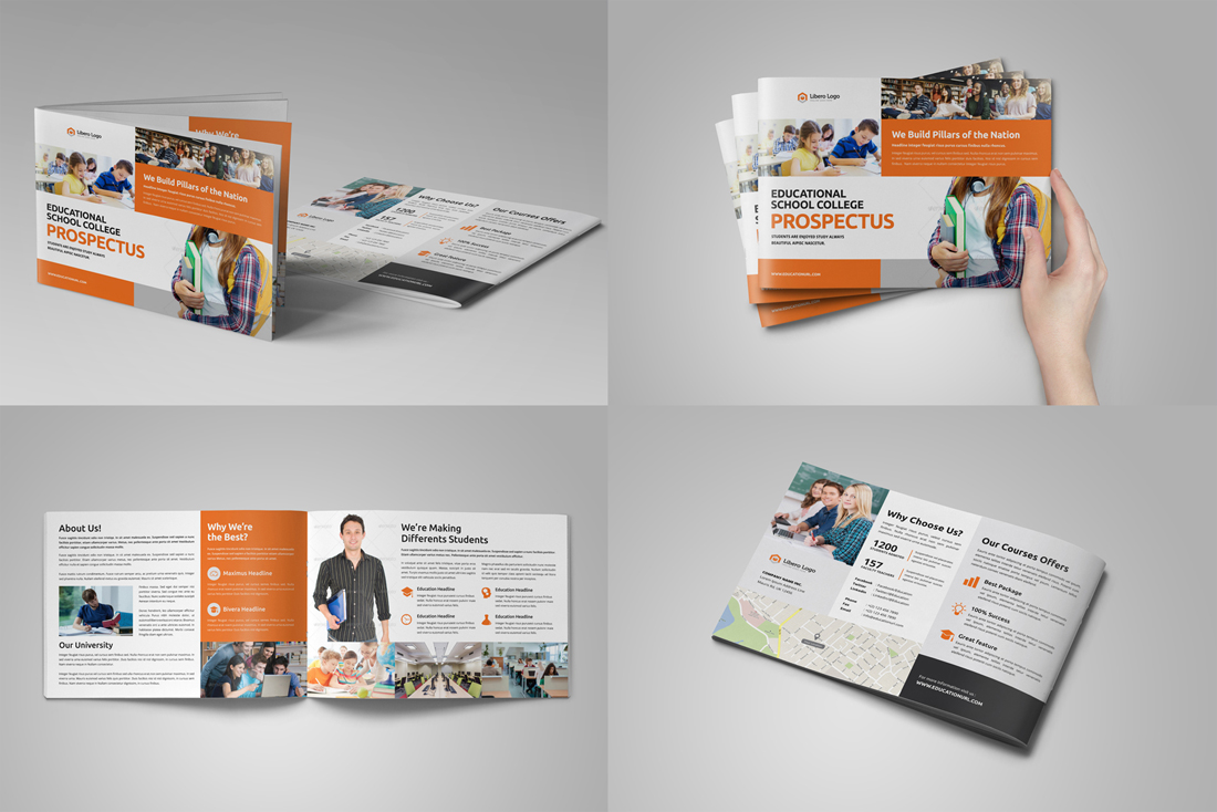 Education Brochure Bundle v2 example image 11