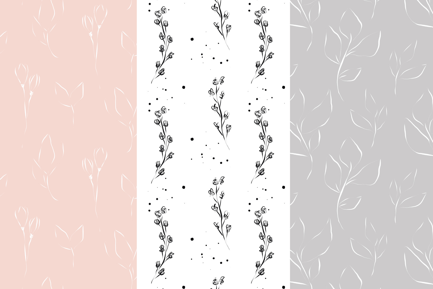 Simple & Floral Collection example image 10
