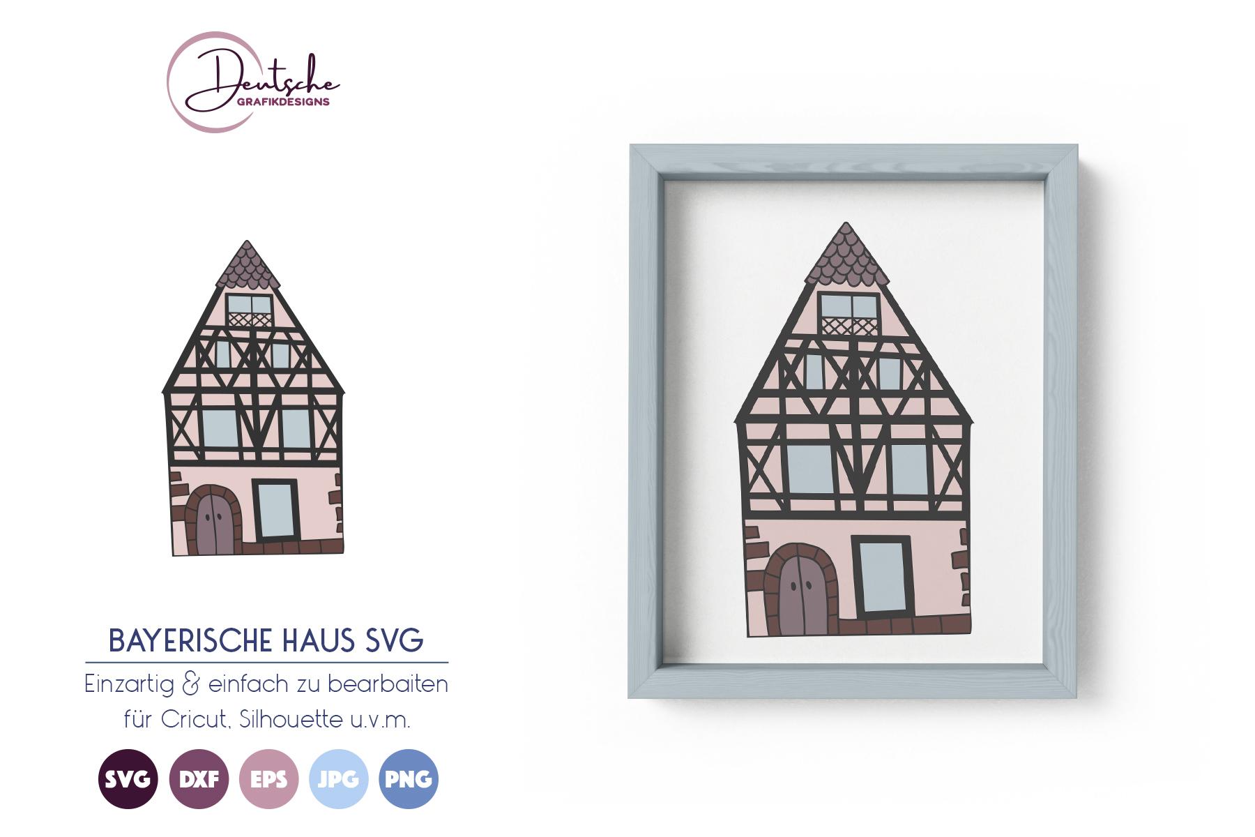 Bayerische Haus SVG example image 1