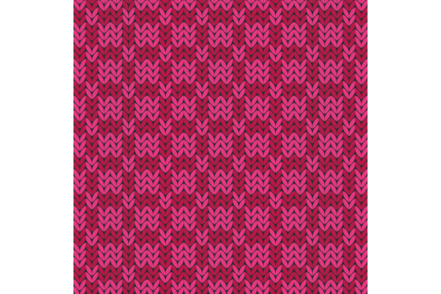 Set of 12 seamless knitted backgrounds. example image 10