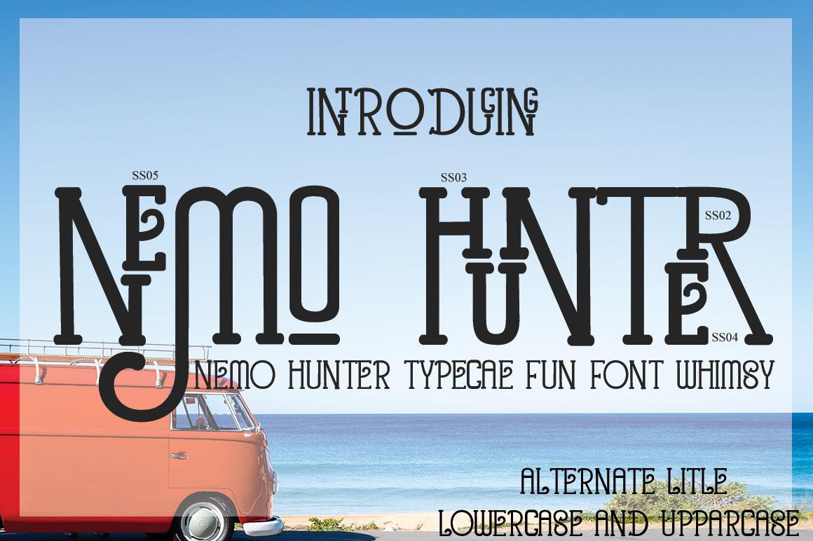 Nemo Hunter example image 2