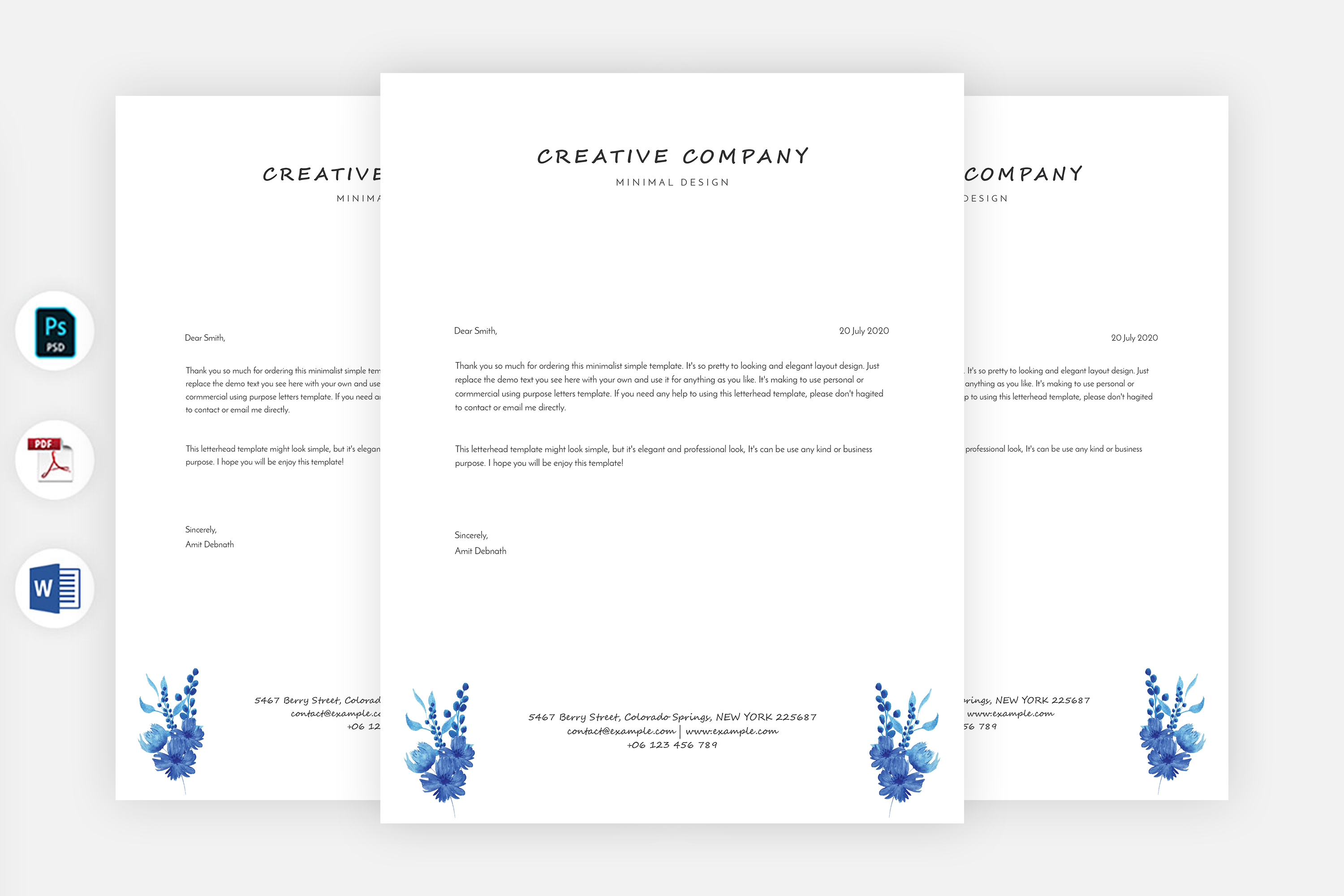 Modern Letterhead Template on personal training templates, onenote notebook templates, business cards templates, personal resume templates, personal card templates, elegant border design templates, personal statement templates, personal flyer templates, personal trainer websites templates, personal planner templates, personal invoice templates, personal ad templates, personal newsletter templates, logo templates, personal stationery templates, personal branding templates, creative word resume templates, personal letter templates, excel personal trainer client templates, wedding planner templates,