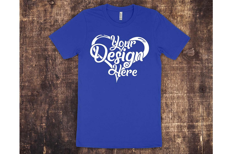 Bella Canvas 3001 Mockup Bundle T-Shirt Mock Ups 064 example image 11