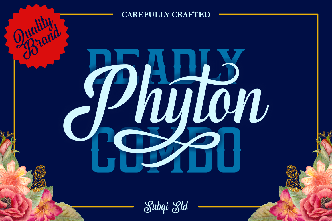 Deadly Phyton Combo 70% OFF example image 1