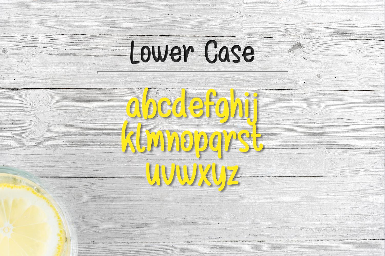 Lemon Drizzle example image 2